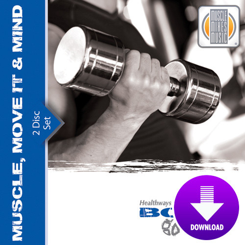 Healthways BOOM - Muscle, Move It & Mind-Digital Download