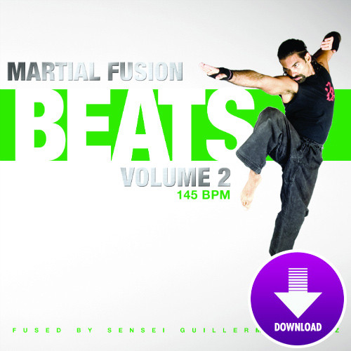 Martial Fusion BEATS vol. 2-Digital