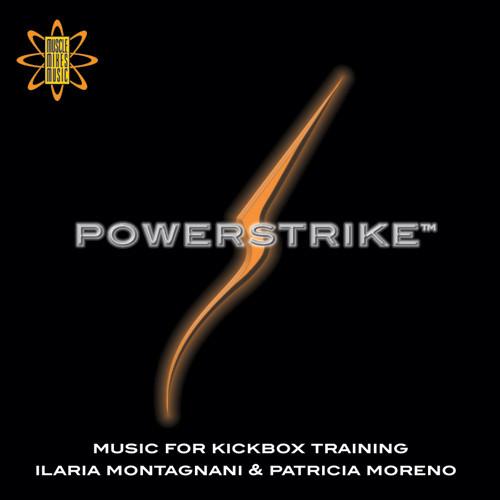 POWERSTRIKE featuring Ilaria Montagnani and Patricia Moreno-CD