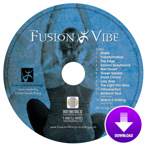 FUSION VIBE‰ - Digital Download