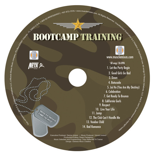 BOOTCAMP TRAINING-CD