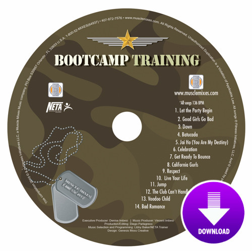 BOOTCAMP TRAINING-Digital Download