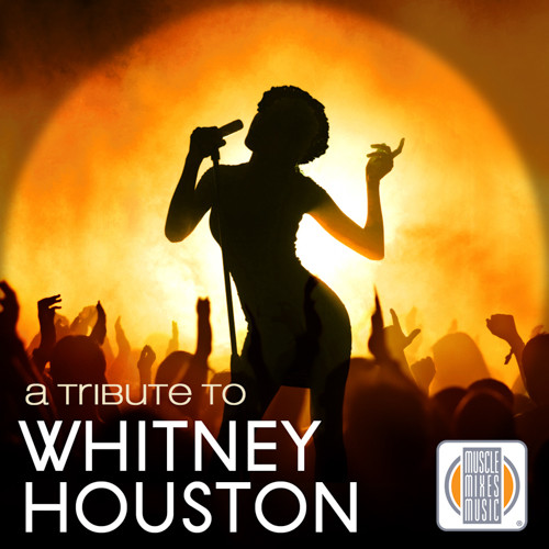 A tribute to WHITNEY HOUSTON-CD