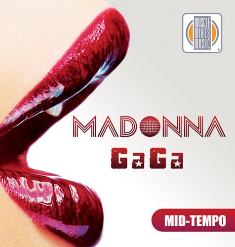 MADONNA GAGA-CD