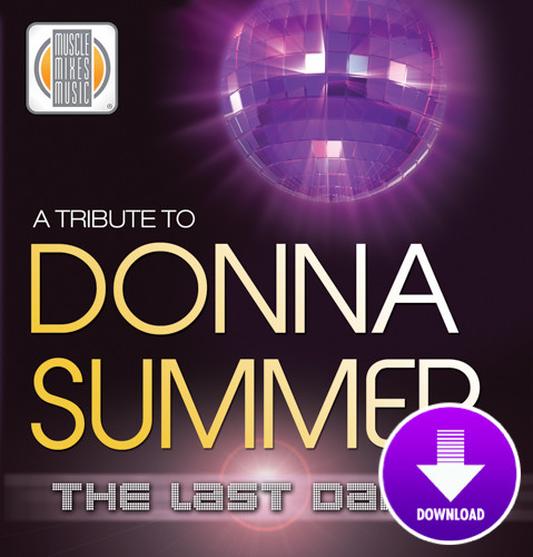 A TRIBUTE TO DONNA SUMMER - the Last Dance-Digital