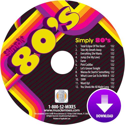 SIMPLY 80's-Digital