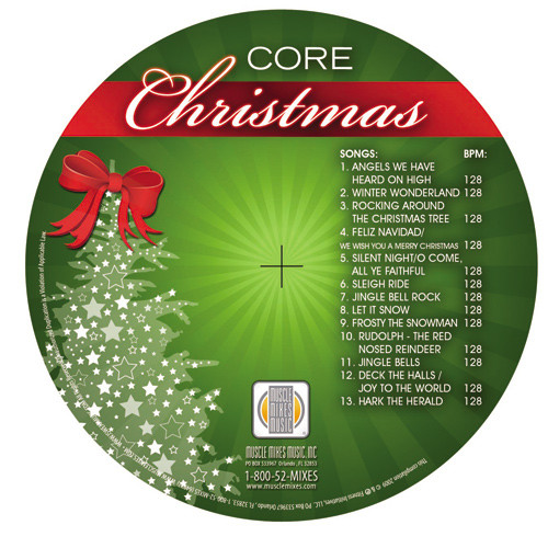 CORE CHRISTMAS-CD