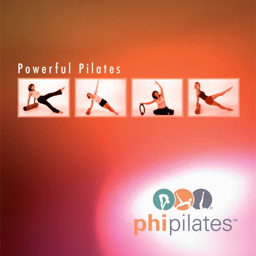 POWERFUL PILATES-CD DISCONTINUED