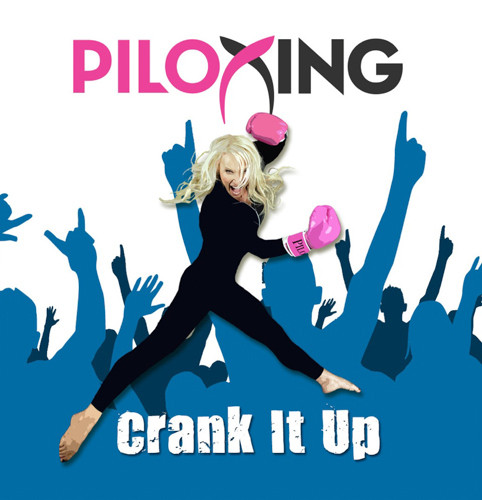 PILOXING, vol. 8 - Crank It Up-CD