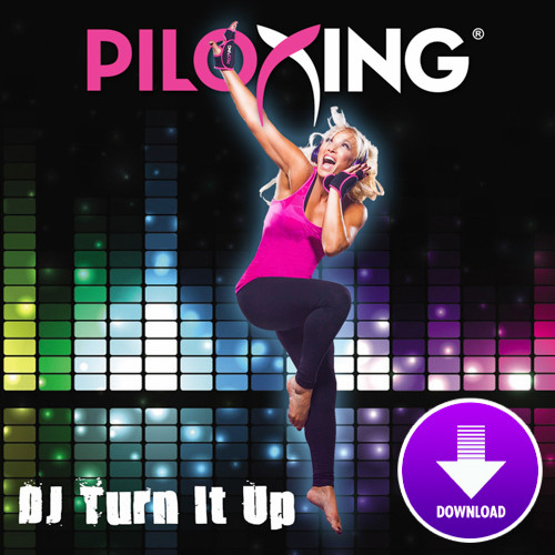 PILOXING, Vol. 14 -  DJ Turn It Up-Digital