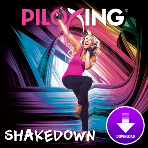 PILOXING, Vol. 16 -  Shakedown-Digital