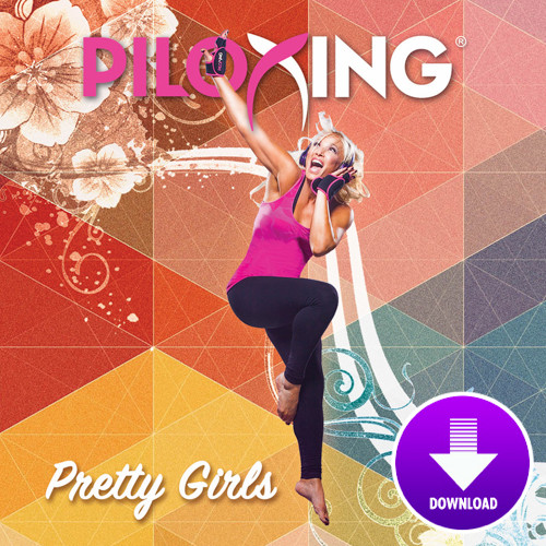 PILOXING, Vol. 19 -  Pretty Girls-Digital