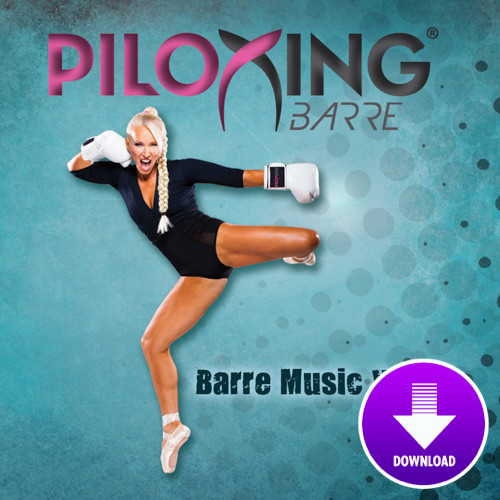 PILOXING BARRE, Barre Music Vol 1-Digital