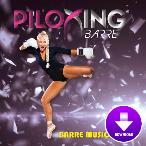 PILOXING BARRE, Barre Music Vol 3-Digital