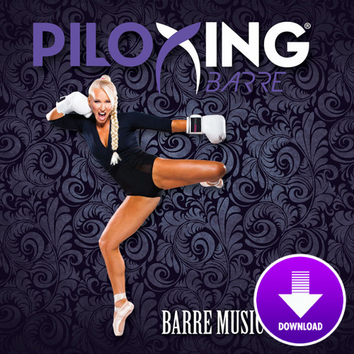 PILOXING BARRE, Barre Music Vol 4 -Digital