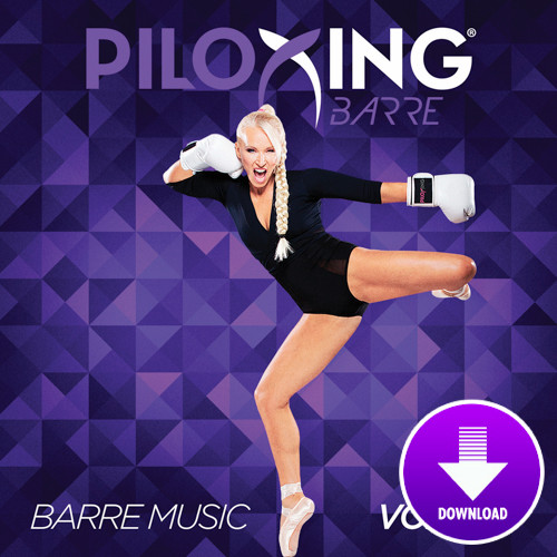 PILOXING BARRE, Barre Music Vol 5-Digital