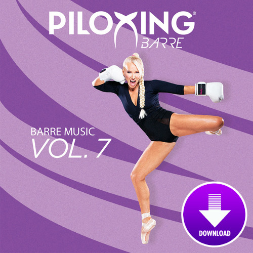 PILOXING BARRE, Barre Music Vol 7-Digital