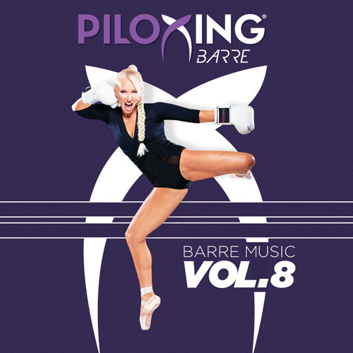 PILOXING BARRE, Barre Music Vol 8-CD