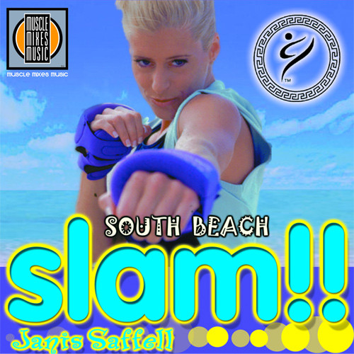 SOUTH BEACH SLAM featuring Janis Saffell-CD - DISCONTINUED