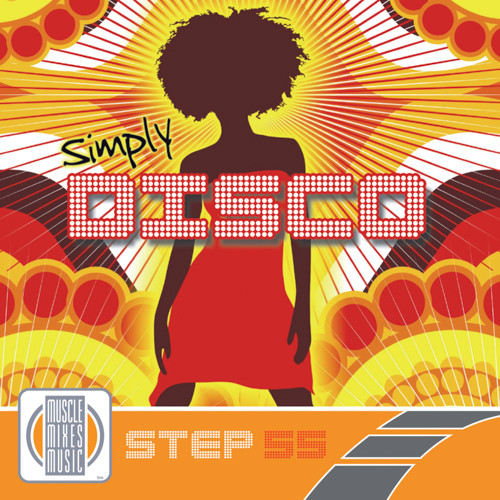 SIMPLY DISCO - Step 55-CD DISCONTINUED