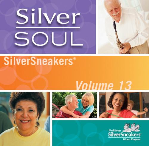 SILVER SOUL - SilverSneakers 13-CD