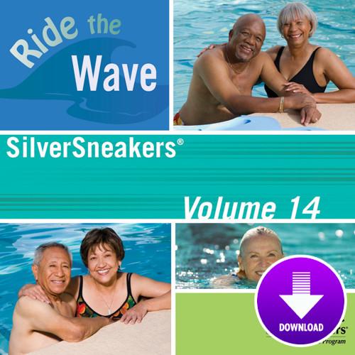 RIDE THE WAVE - SilverSneakers 14-Digital