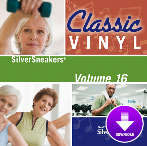 CLASSIC VINYL - SilverSneakers 16-Digital Download