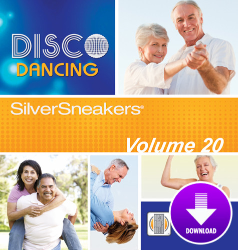 DISCO DANCING - SilverSneakers 20-Digital
