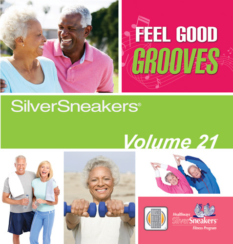 FEEL GOOD GROOVES - SilverSneakers 21-CD