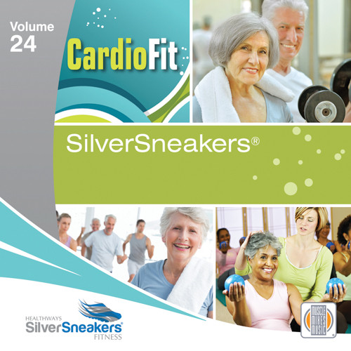 CARDIO FIT - SilverSneakers 24-CD