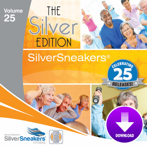 The Silver Edition - SilverSneakers 25-Digital Download