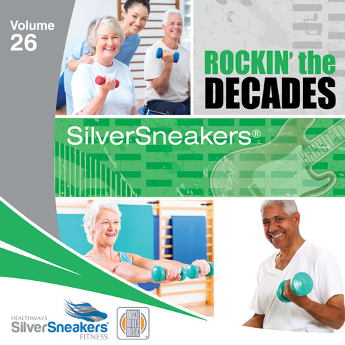 Rockin' The Decades - SilverSneakers 26 -CD