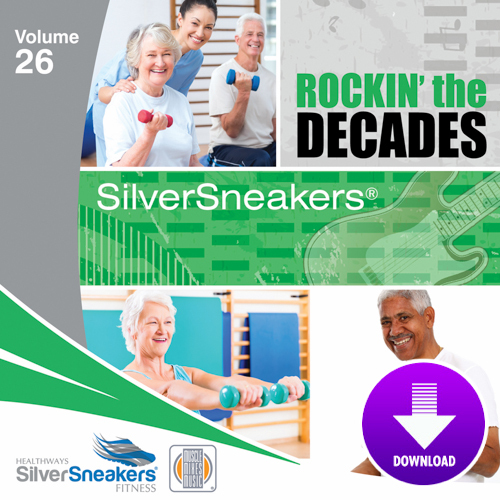 Rockin' The Decades - SilverSneakers 26 -Digital