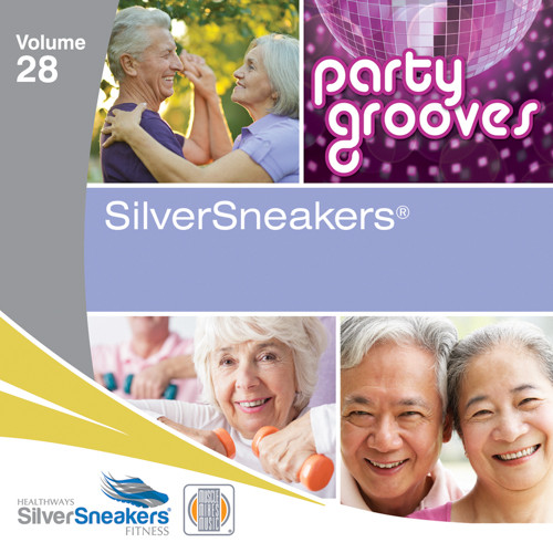 Party Grooves - SilverSneakers 28-CD