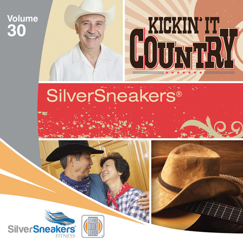 Kickin' It Country - SilverSneakers 30-CD