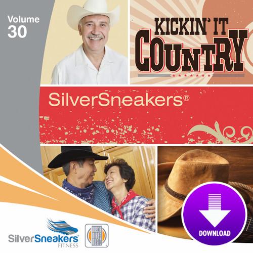 Kickin' It Country - SilverSneakers 30-Digital
