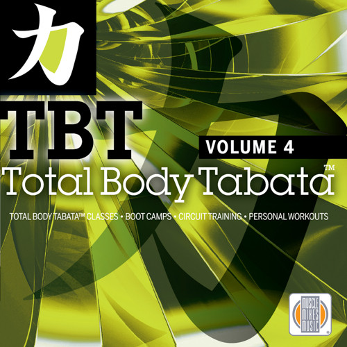 Total Body Tabata - Volume 4-CD