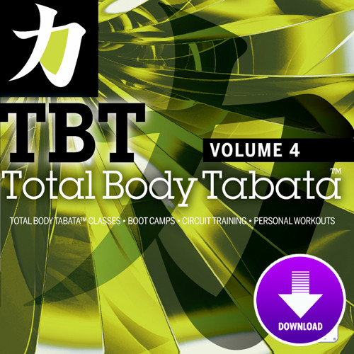 Total Body Tabata - Volume 4-Digital Download