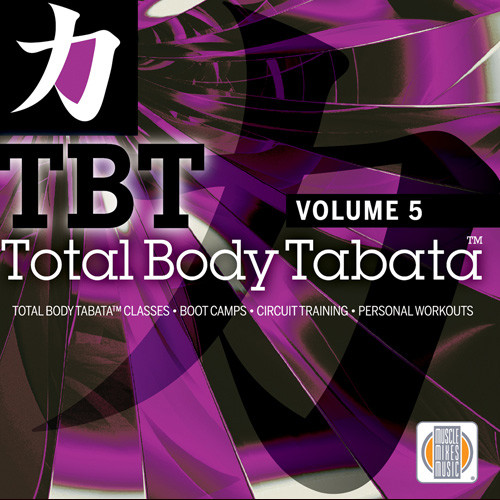 Total Body Tabata - Volume 5-CD
