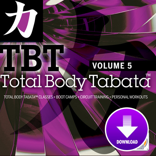 Total Body Tabata - Volume 5-Digital