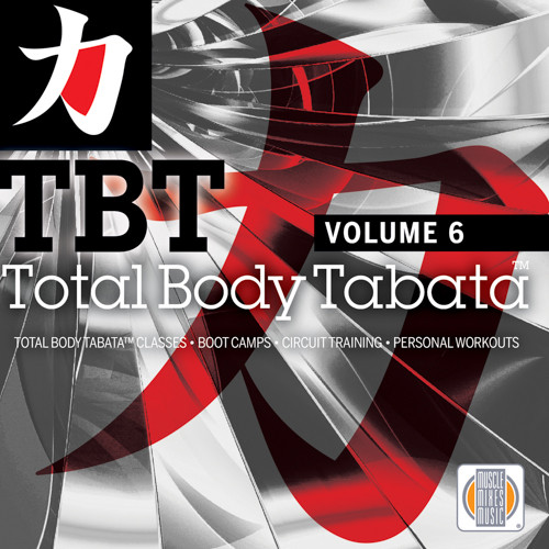 Total Body Tabata - Volume 6-CD
