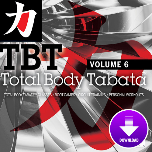 Total Body Tabata - Volume 6-Digital