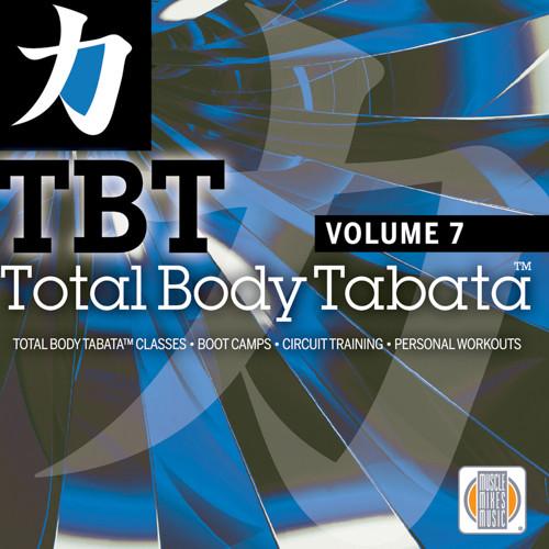 Total Body Tabata - Volume 7-CD