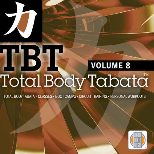 Total Body Tabata - Volume 8-CD