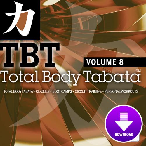 Total Body Tabata - Volume 8-Digital Download