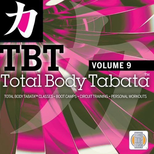Total Body Tabata - Volume 9 -CD