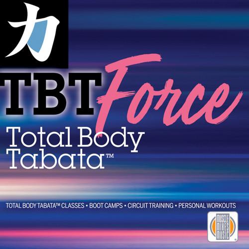 Total Body Tabata - Force-CD
