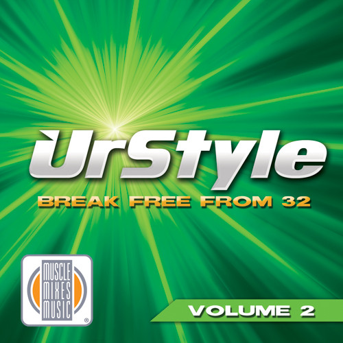 URStyle Vol 2-CD