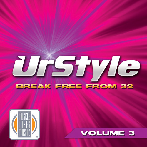 URStyle Vol 3-CD