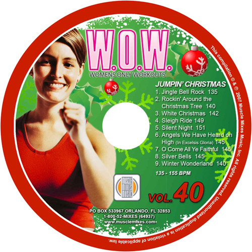 JUMPIN‰` CHRISTMAS-CD